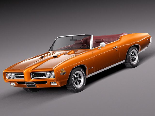 Classic Muscle Car Convertibles