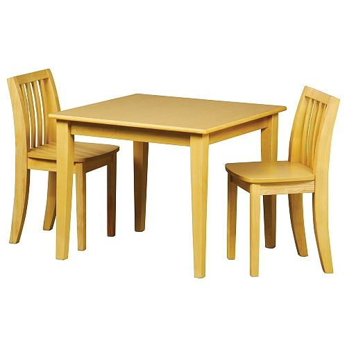 Delta Venetian Collection Table & Chairs - Natural | Cadeaux famille ...