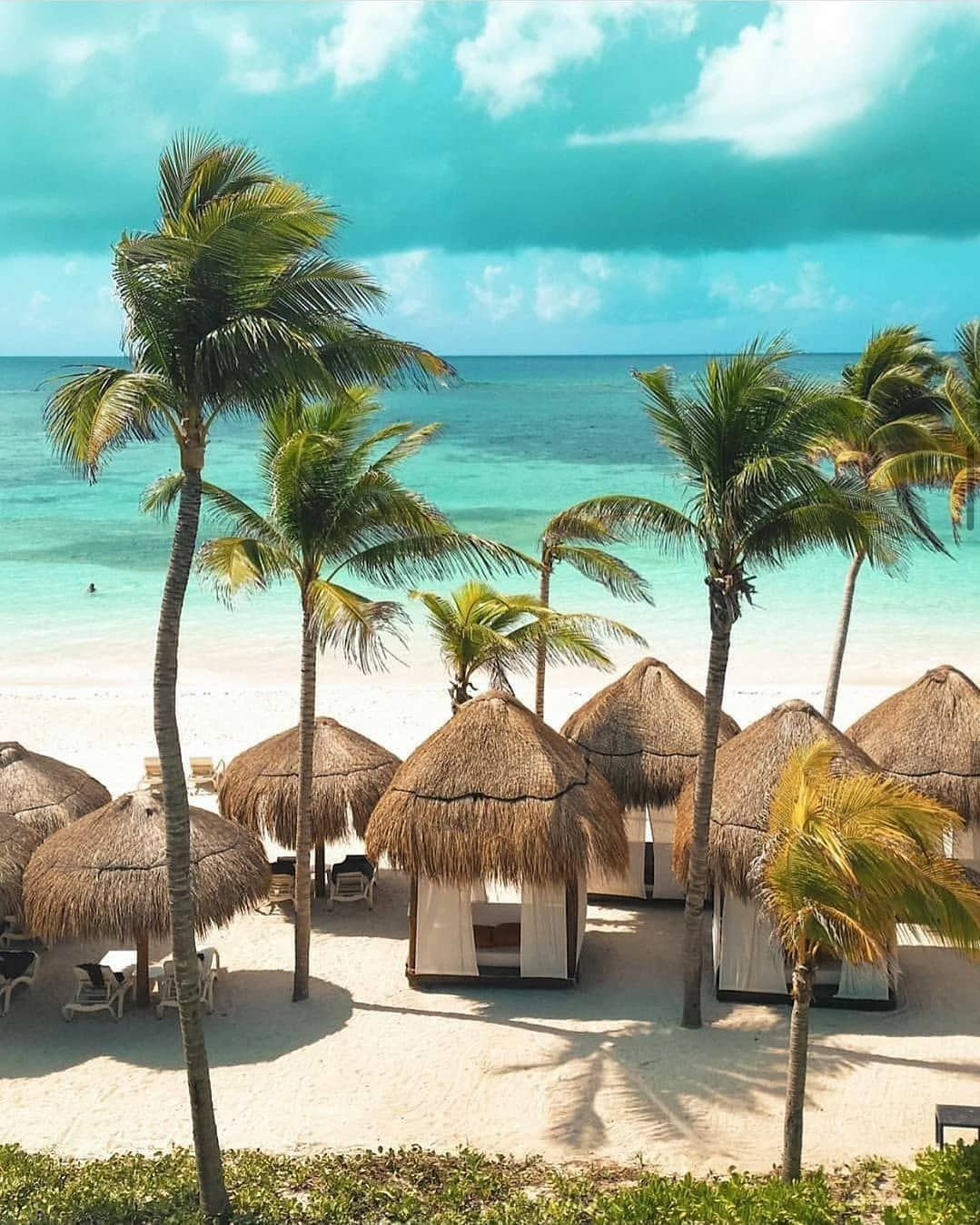 Impeccable Hotels On Instagram Lost In The Wind Riviera Maya Mexico Photo Ettwas Amazing Secrets Akumal Riviera Maya Riviera Maya Mexico Riviera Maya