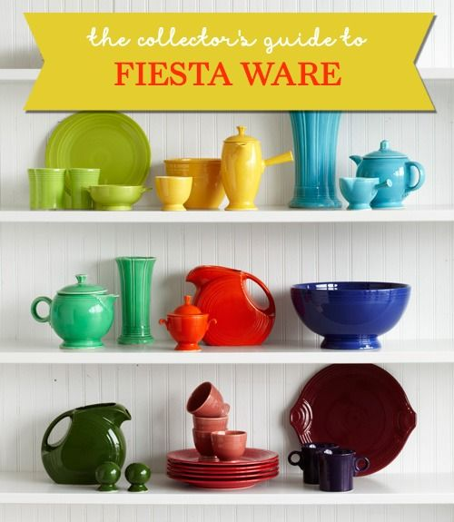 8 Fiesta Ware Pieces You Need In Your Kitchen Fiestaware Fiesta