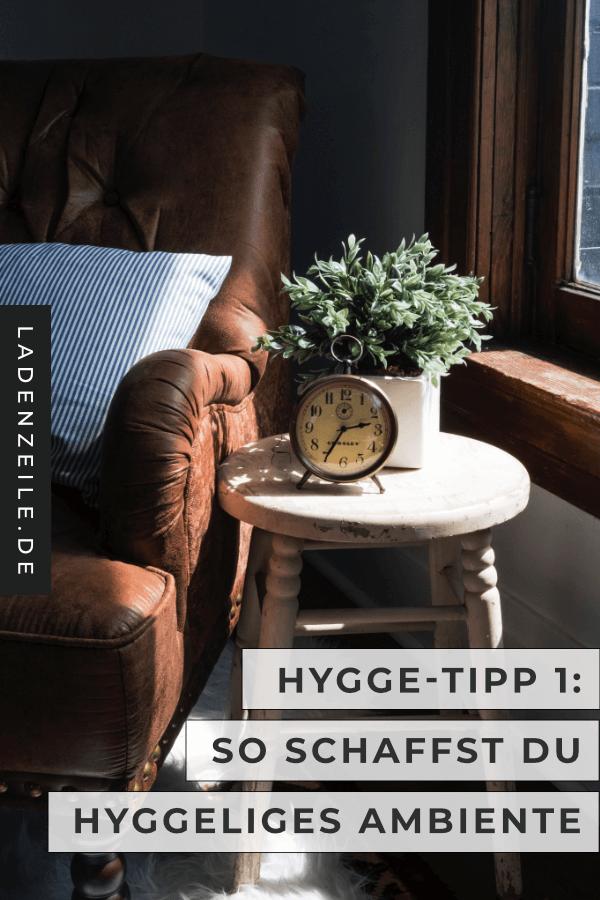 Hygge Wohnen: 4 Tipps für mehr Gemütlichkeit