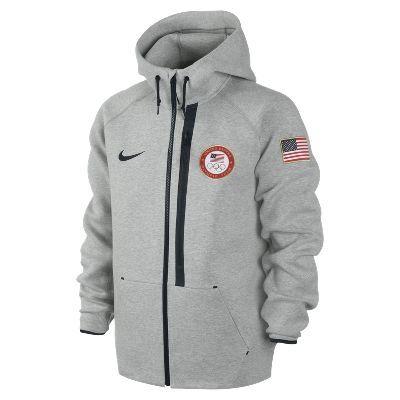 Nike Tech Fleece 3.0 Full-Zip (USA) Men s Hoodie  aec0141c3f3c