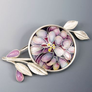 Enamels: Cloisonné with Linda Darty