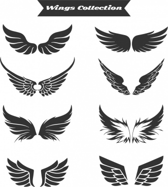 eagle wing tattoo free vector download 1 976 free vector for commercial use format ai eps cdr svg vector illustration wings icon free tattoo vector free eagle wing tattoo free vector download