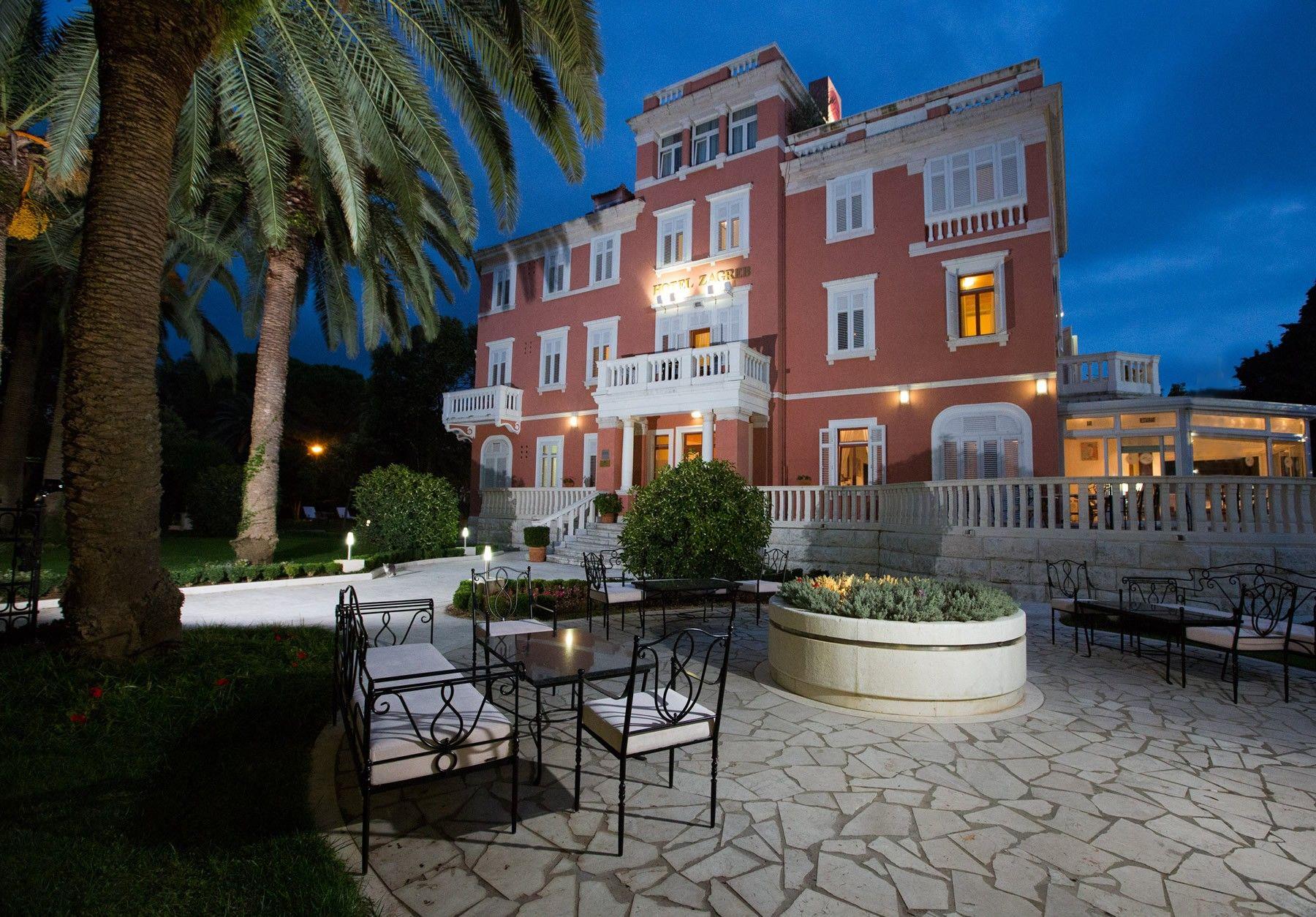 Hotel Zagreb Dubrovnik Hotel Accommodation Dubrovnik Ex Sumratin Hotels Hotel House Styles Dubrovnik