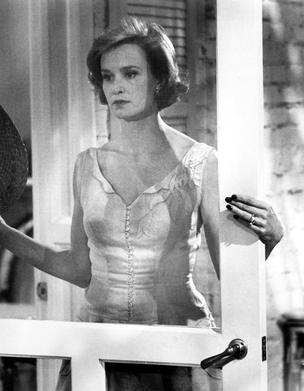 jessica in cat on a hot tin roof jessica lange jessica in cat on a hot tin roof 1984