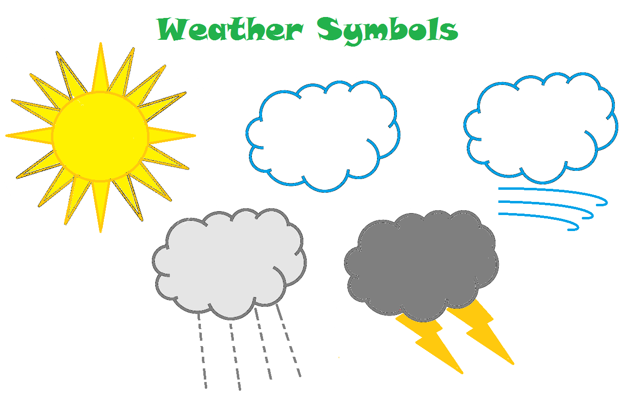 Weather Forecast Worksheets For Kids Barongs Preschool