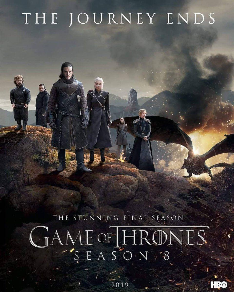 ผลการค้นหารูปภาพสำหรับ Game of Thrones: Season 8 (2019) มหาศึกชิงบัลลังก์ ปี 8
