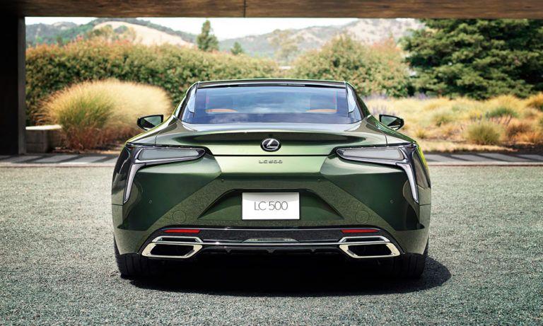 Lexus Is Only Making 100 Of The 2020 Lexus Lc 500 Inspiration Series Cars Lexus Lc Lexus Lexus Sports Car