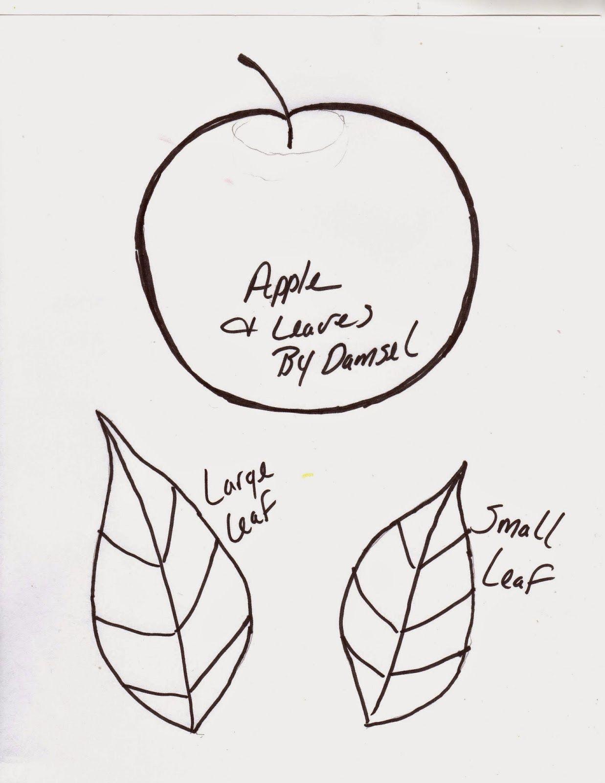 Damsel Quilts & Crafts: Apple Block