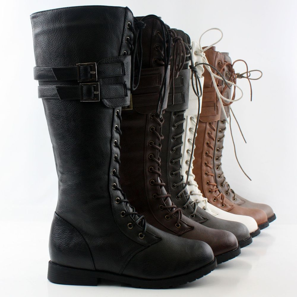 Best 25 Women S Military Boots Ideas On Pinterest Mens