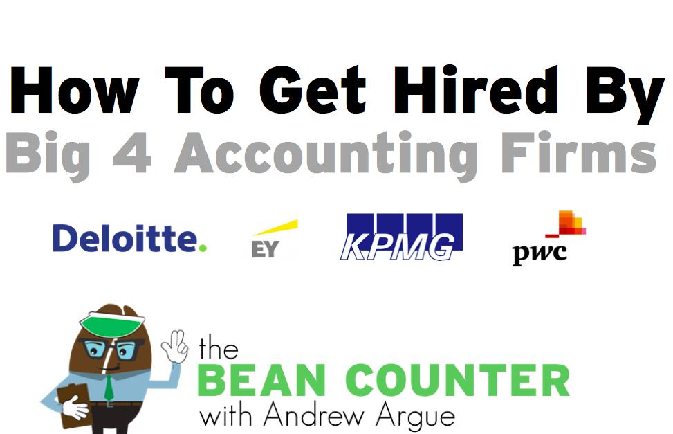 big 4 accounting