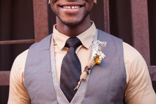 Creative Soul's Eco-Friendly Vintage Styled Wedding Shoot / Blackbride.com