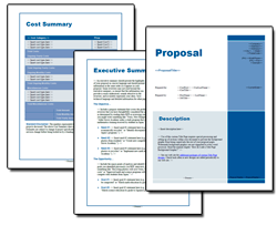 Proposal Pack For Any Business  Proposal Quotes Template And