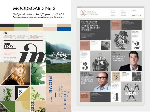 Web Design Moodboards 3 638 Jpg 638 479 Web Design Mood Boards Mood Board Design