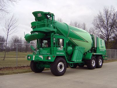 advance terex mixer-a real beautiful truck | Favorite Places