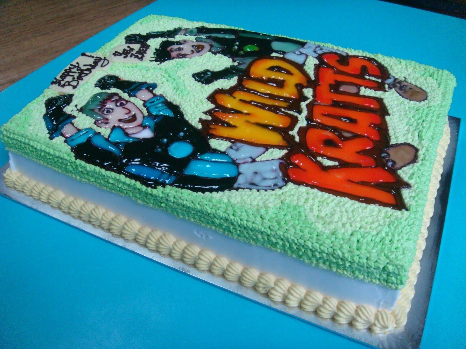 Wild Kratts Cake Topper cakepins.com | Wild kratts ...