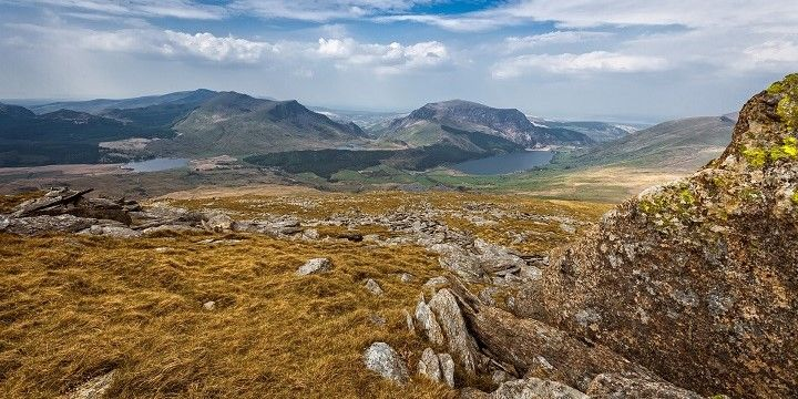 Snowdonia National Park, Wales, Europe