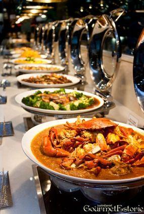 Todai The International Seafood And Sushi Buffet At Marina Bay