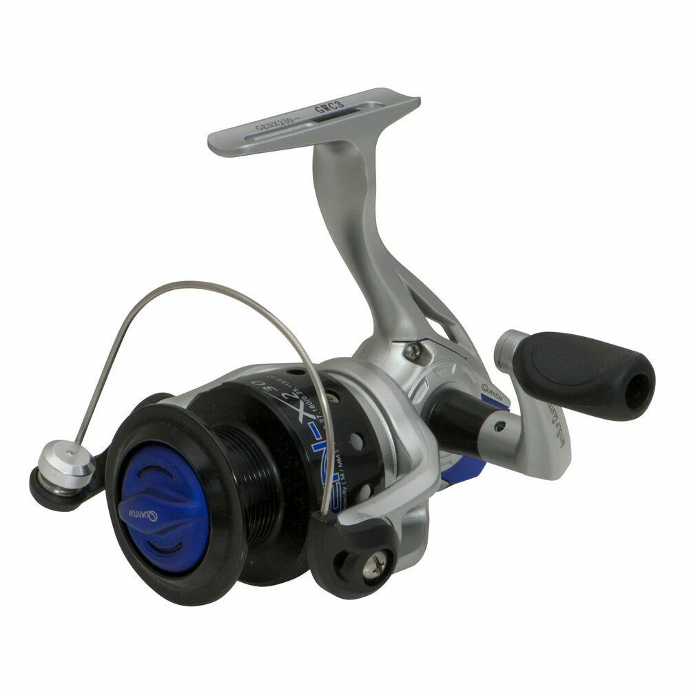 Ad(eBay) Zebco Quantum GenX2 Size 30 Spincast Medium 4