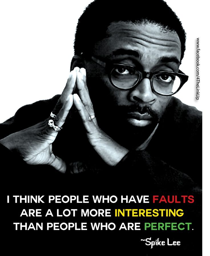 Spike Lee Film Director Quotes Favourite writers