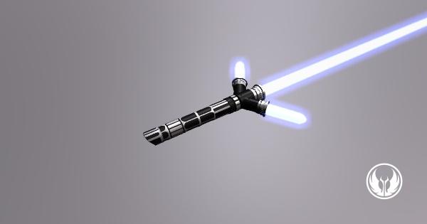 Adaptive Saber Parts Lightsaber I Have Constructed My Saber And The Crystal Is Medium Blue Lightsaber Custom Lightsaber Star Wars Images