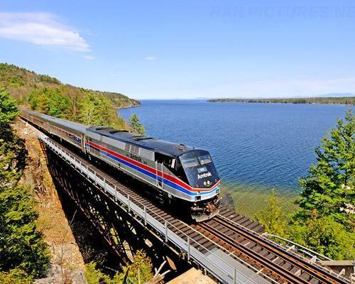 Best Train Journeys In North America Journey Travel And Alaska