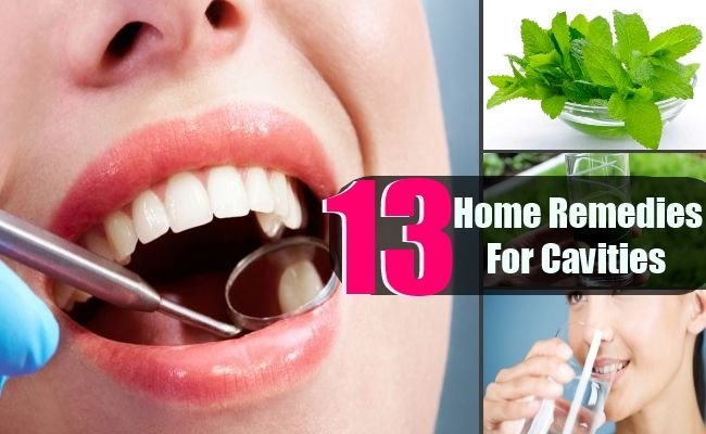 13 Home Remedies For Cavities