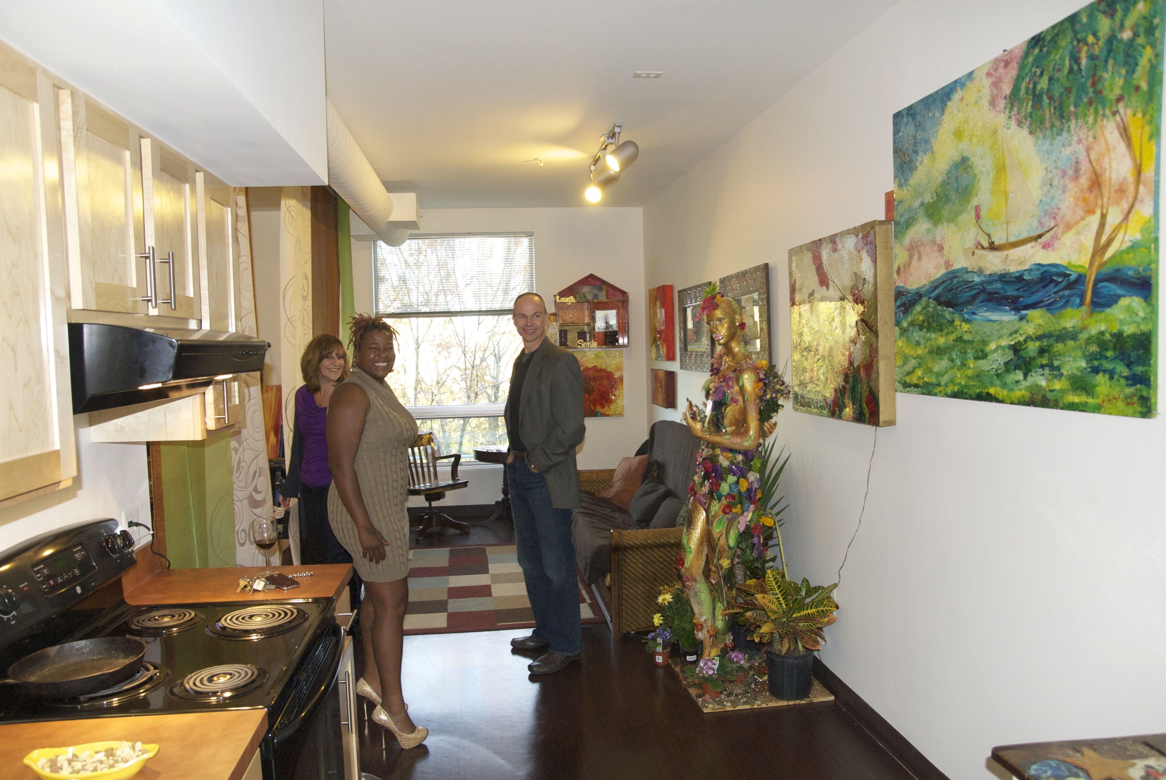Brookland Artspace Lofts, DC | Art crawls around the country