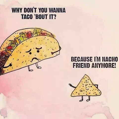 recipe: nacho puns [1]