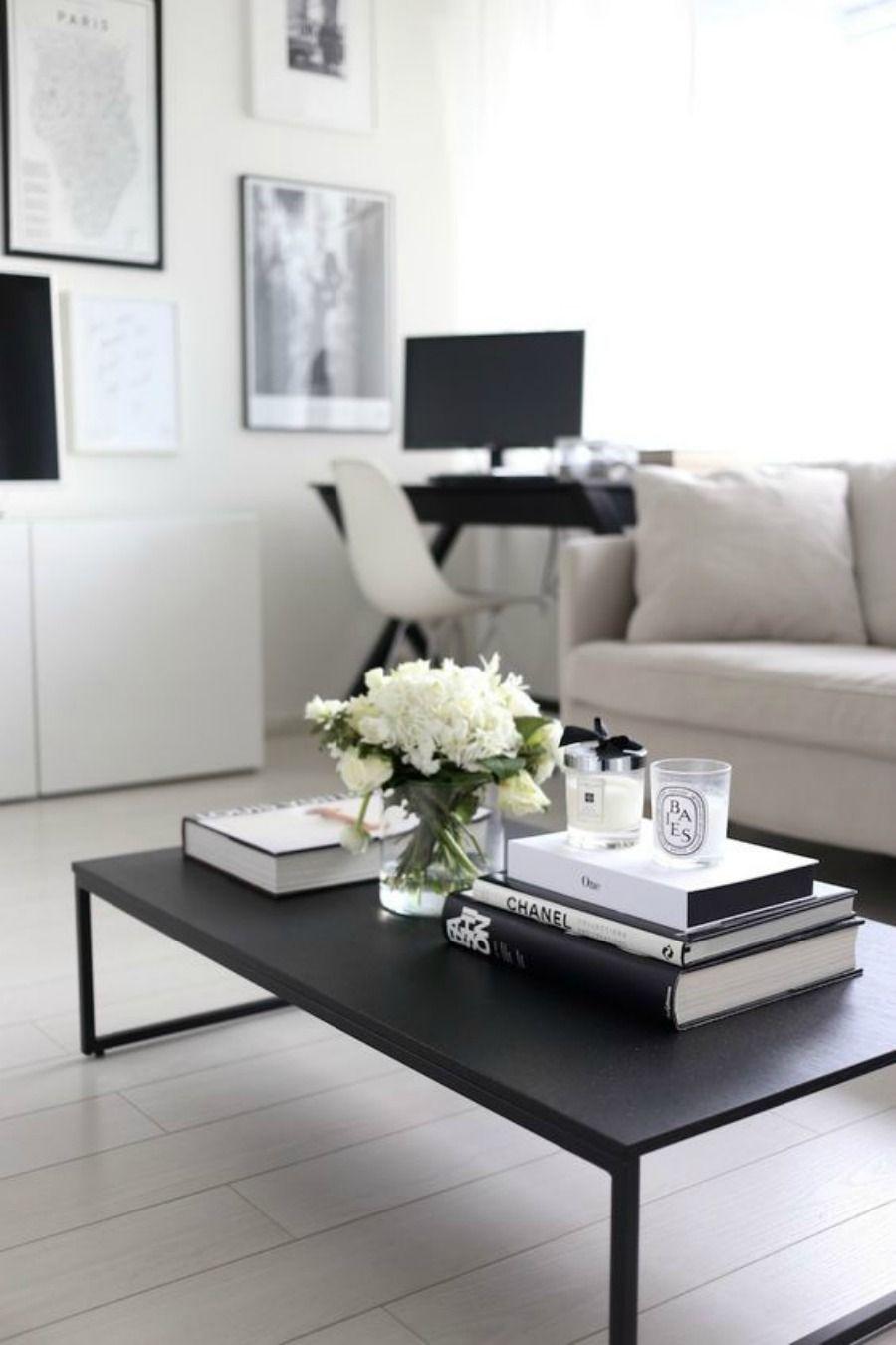 15 idées de stylisme pour votre table basse  Modern coffee table