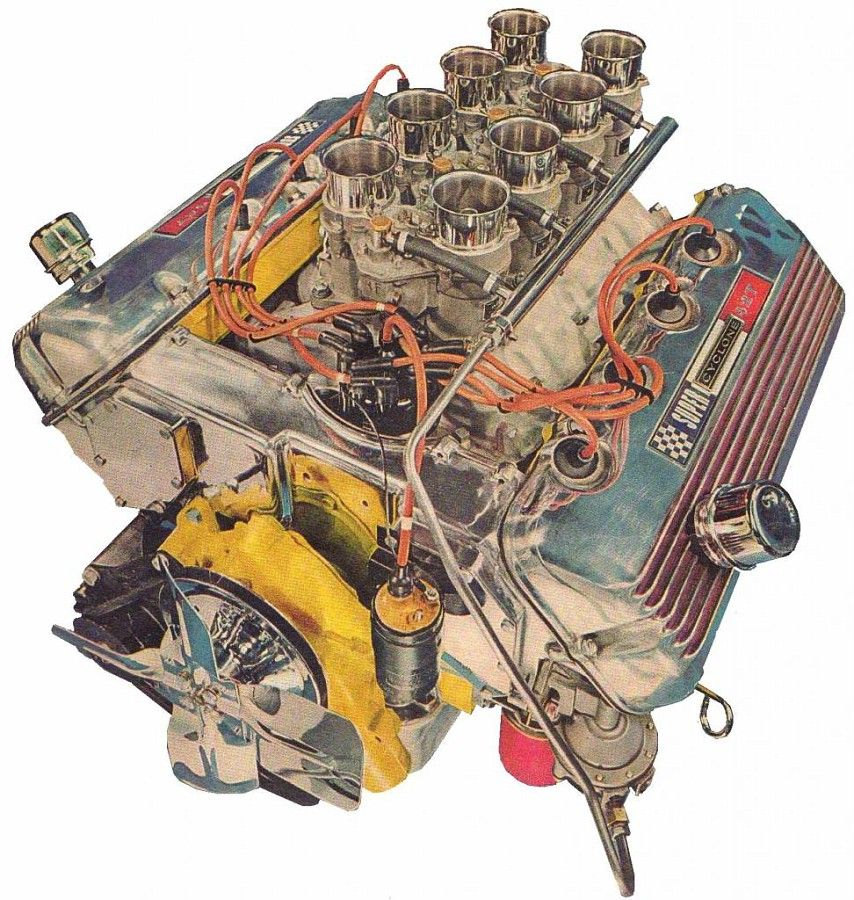1965 427 SOHC Ford power plants Pinterest Ford