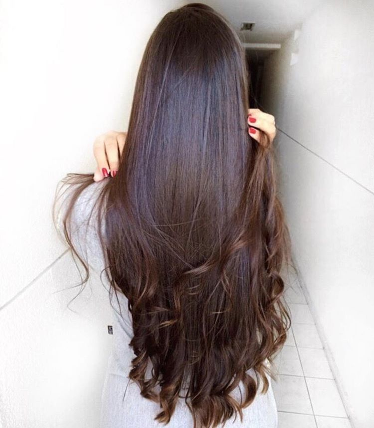 Abe likes long, shiny, and straight with curled ends. He likes wild and textured and varied too, but I just wanna keep this in mind.