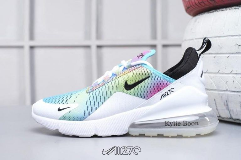 892ef072b441 Women Custom Nike Airmax 270 Kylie Boon in 2019