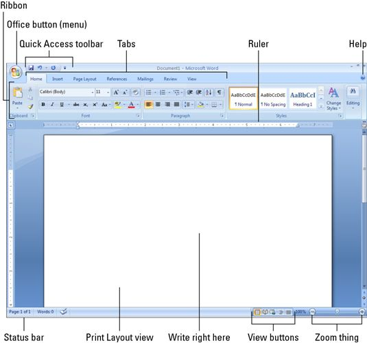 Word 2010 For Dummies Brainy Betty Pinterest Microsoft word - copy how to make a letter format on microsoft word 2007