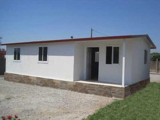 Casa prefabricada paneles 62m2 de la categoria casas prefabricadas panel s ndwich viviendas - Casas de panel sandwich ...