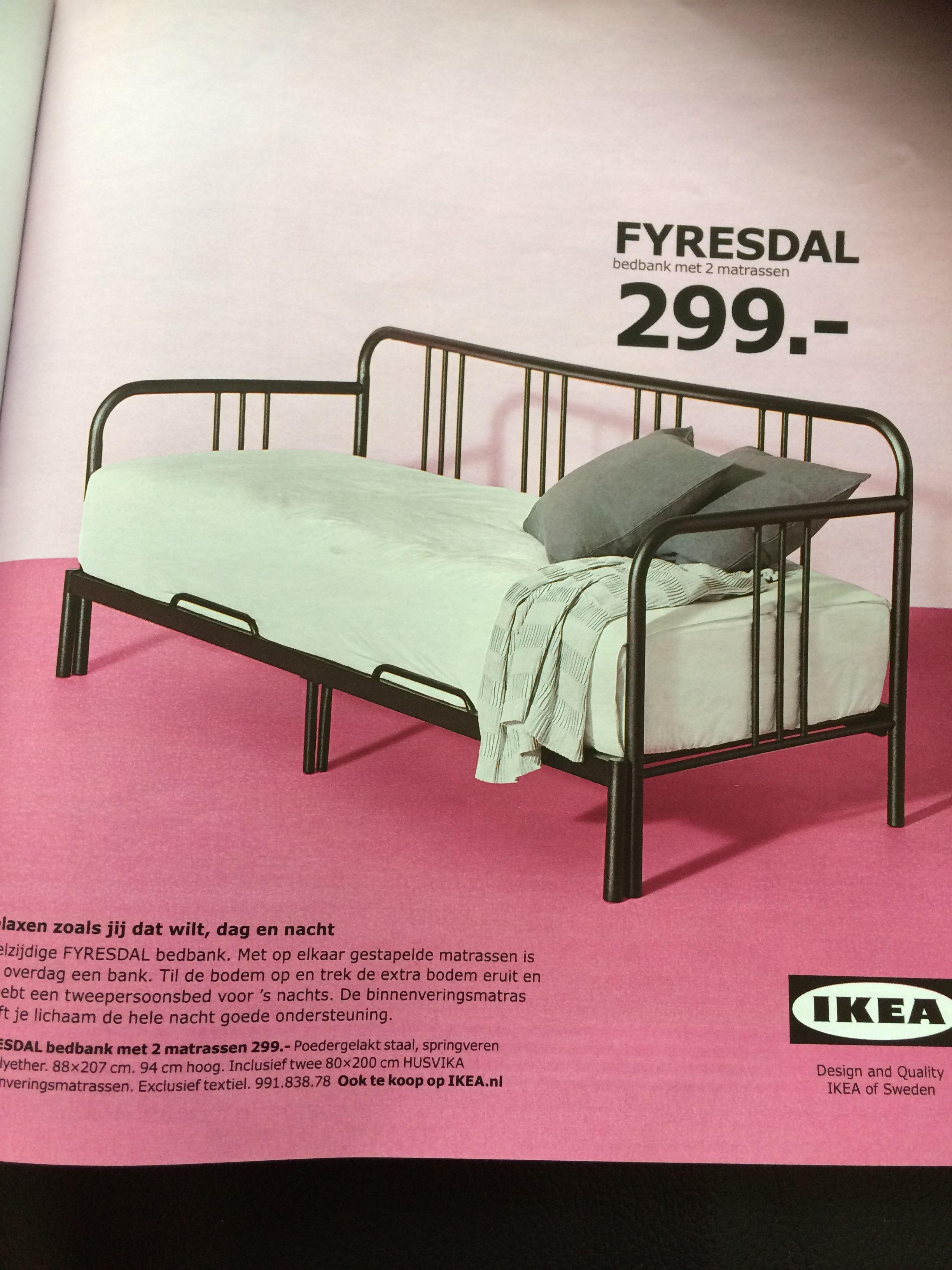 Ikea Metalen Slaapbank.Pin Van Elisa Nieho Op Logeerkamer Bedbank Ikea Bank