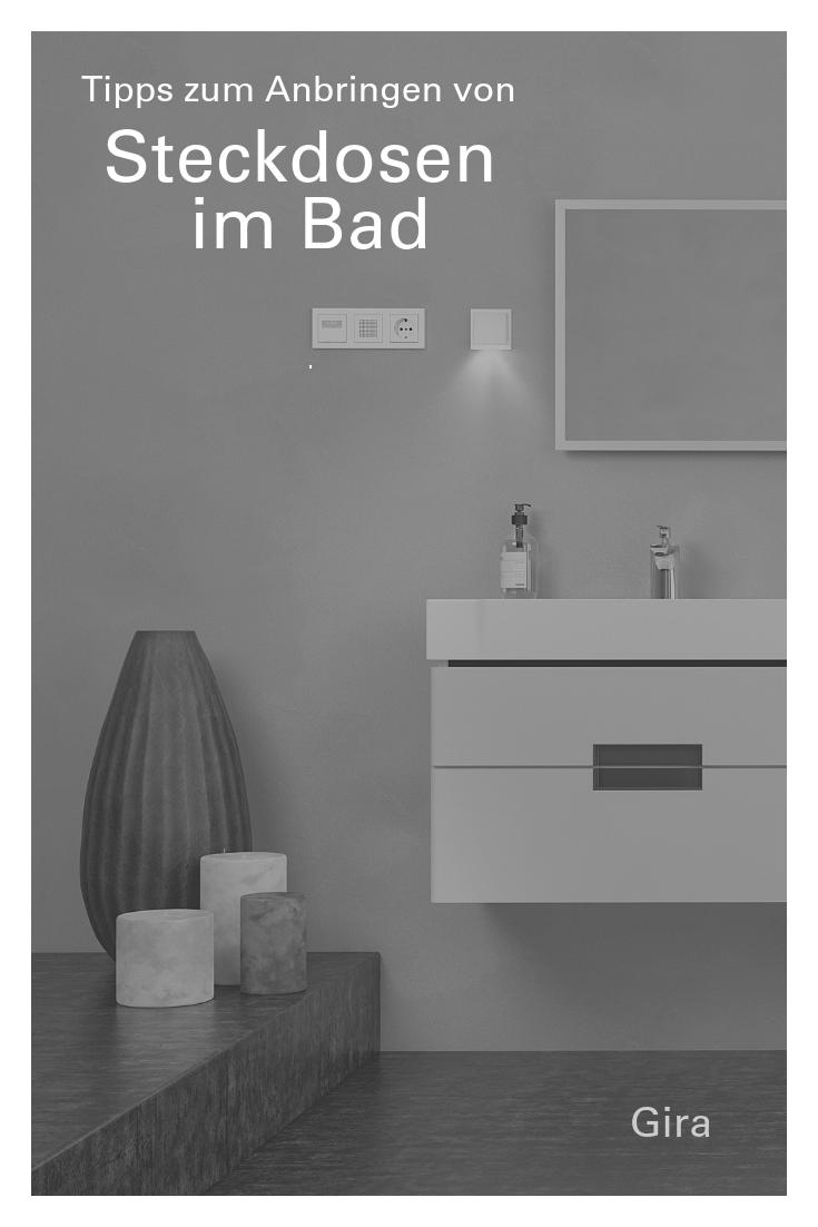 Steckdosen Im Bad Sicher Stylisch Steckdosen Bad Badezimmer