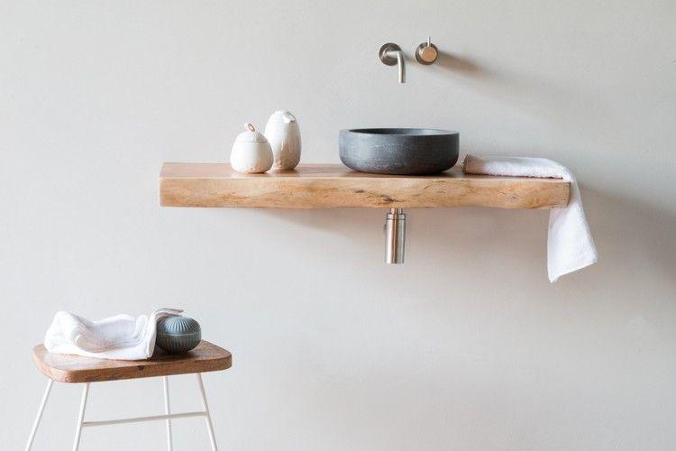 Badezimmer rustikal einrichten – So schaffen Sie ein einzigartiges ...