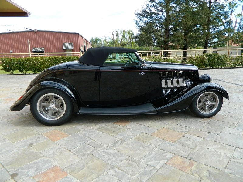 1933 Ford Roadster for sale - Orange, CA | OldCarOnline.com ...