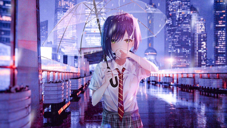 Ichigo Darling In The Franxx Di 2020 Gadis Anime Sedih Gadis Anime Pemandangan Anime