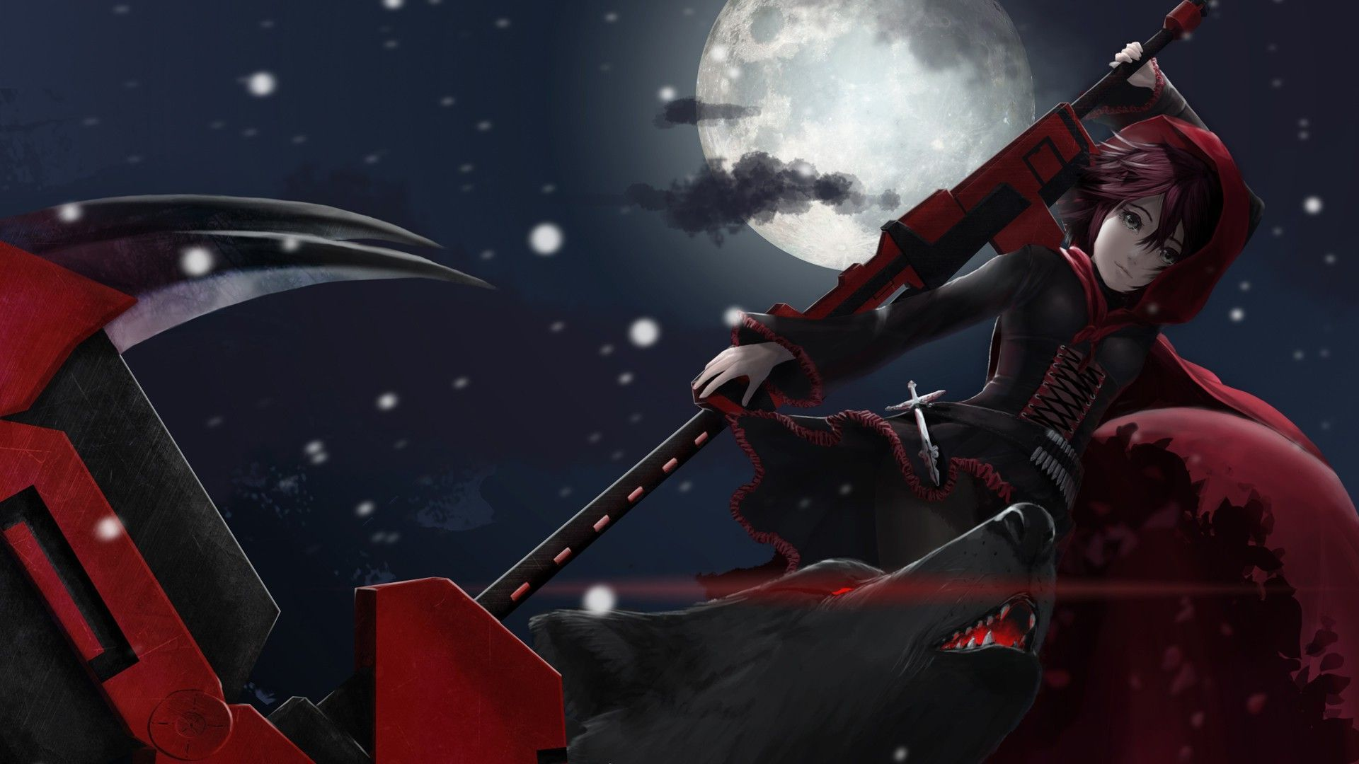 Anime RWBY Wallpapers Desktop Phone Tablet Awesome