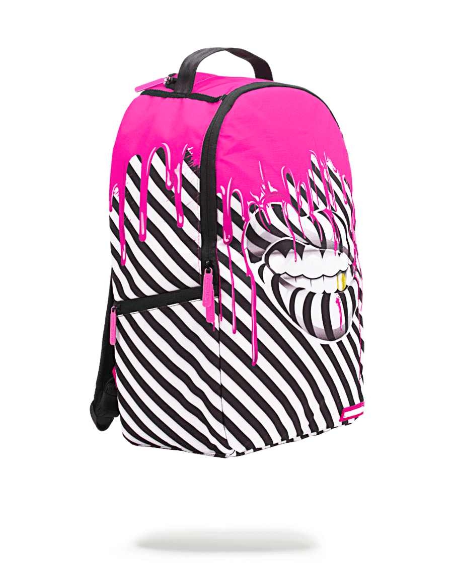Sprayground Illusion Lips Backpack