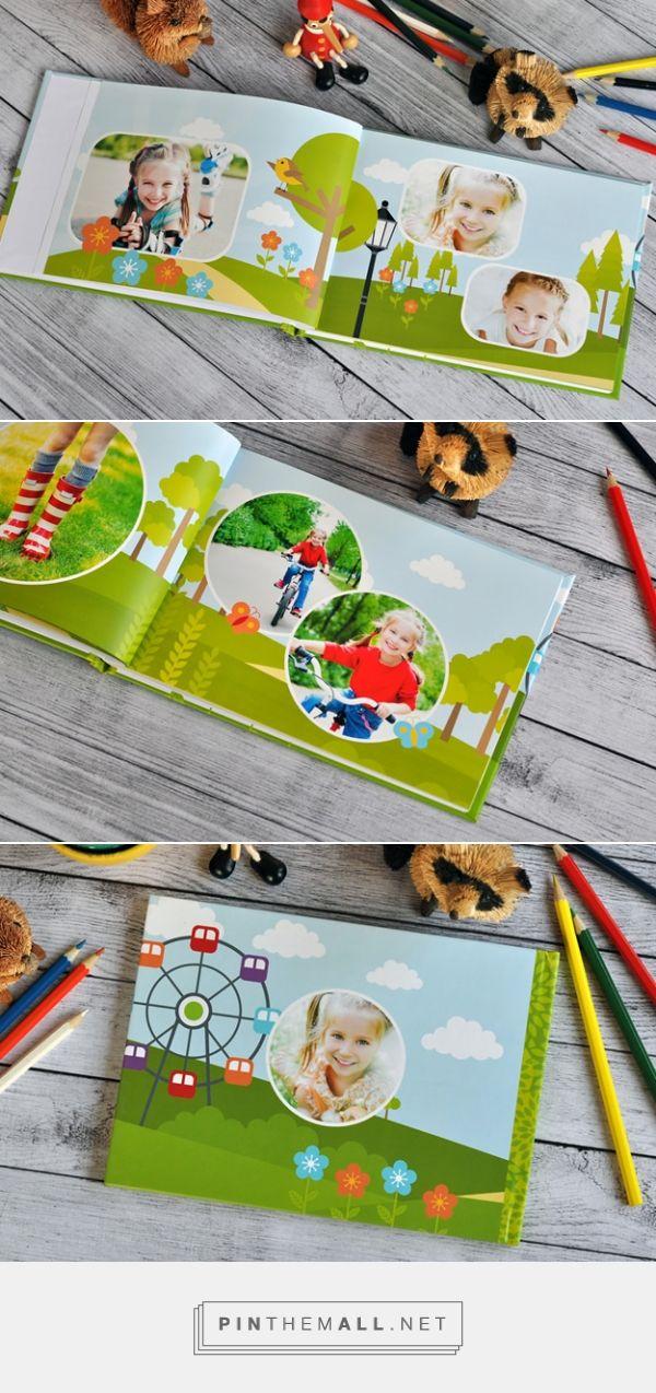 Playground. Fotolibro infantil en 3 formatos para descargar gratis y ...