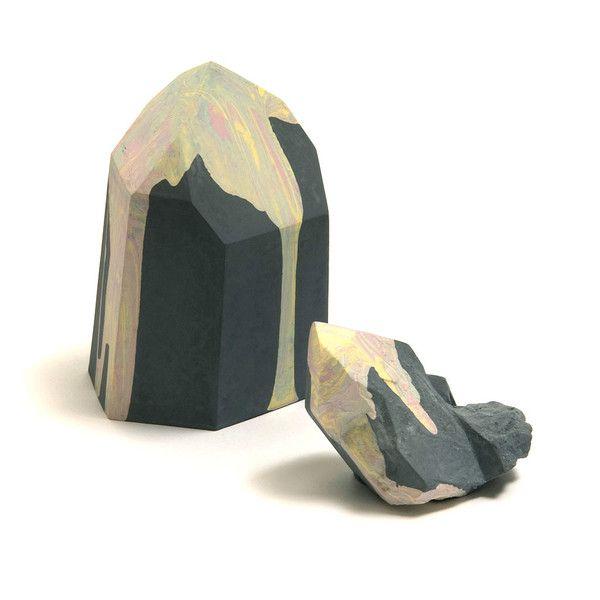 Black Crystal by Leah Jackson via @Edition X