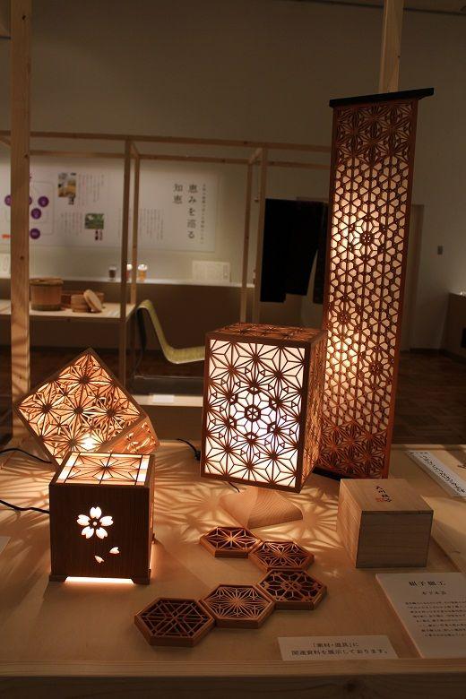 kumiko wood pinterest holz holzarbeiten und design. Black Bedroom Furniture Sets. Home Design Ideas