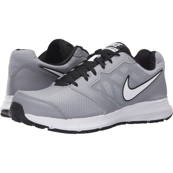 Mens Shoes Nike Downshifter 6 Stealth/Black/White