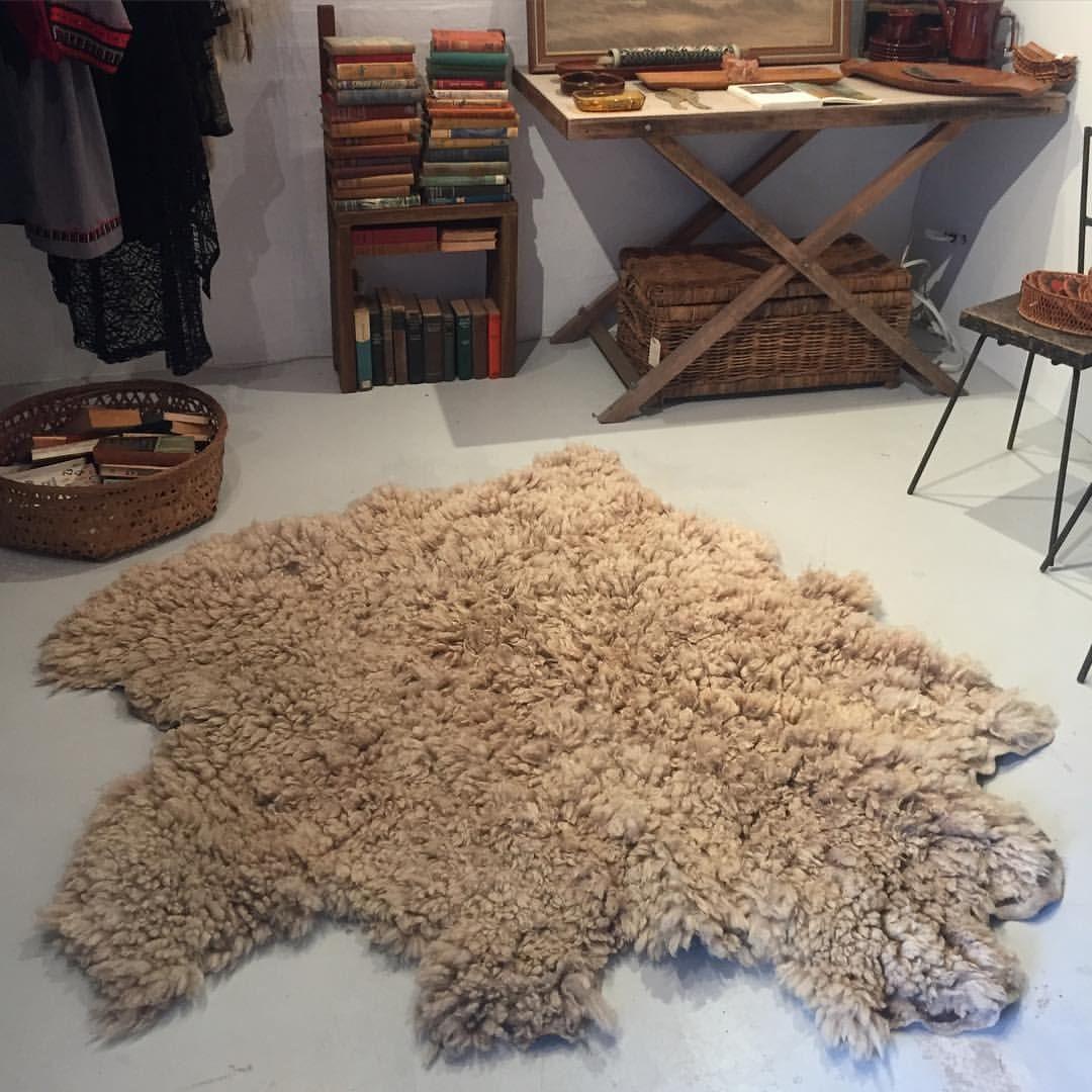 Ethical Sustainable Leather Free Sheeprug By Felt Indie Feltindie Feltedfleece Eco Raw Natural Organic Rugs Sheep Rug How To Make Light Sheepskin Rug