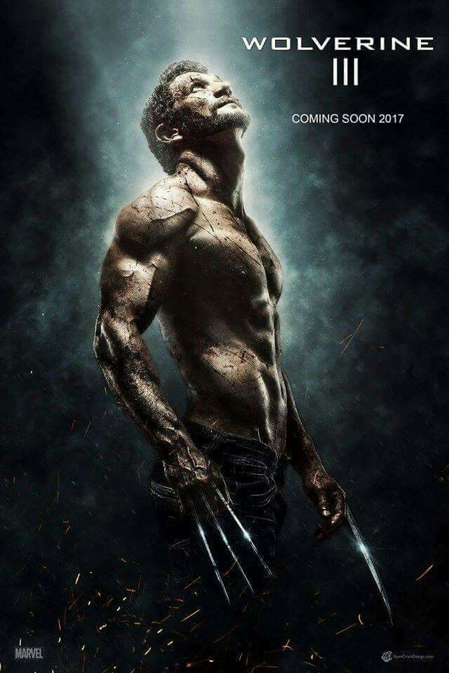 Wolverine 3 X Marks The Spot Pinterest Wolverine Film And