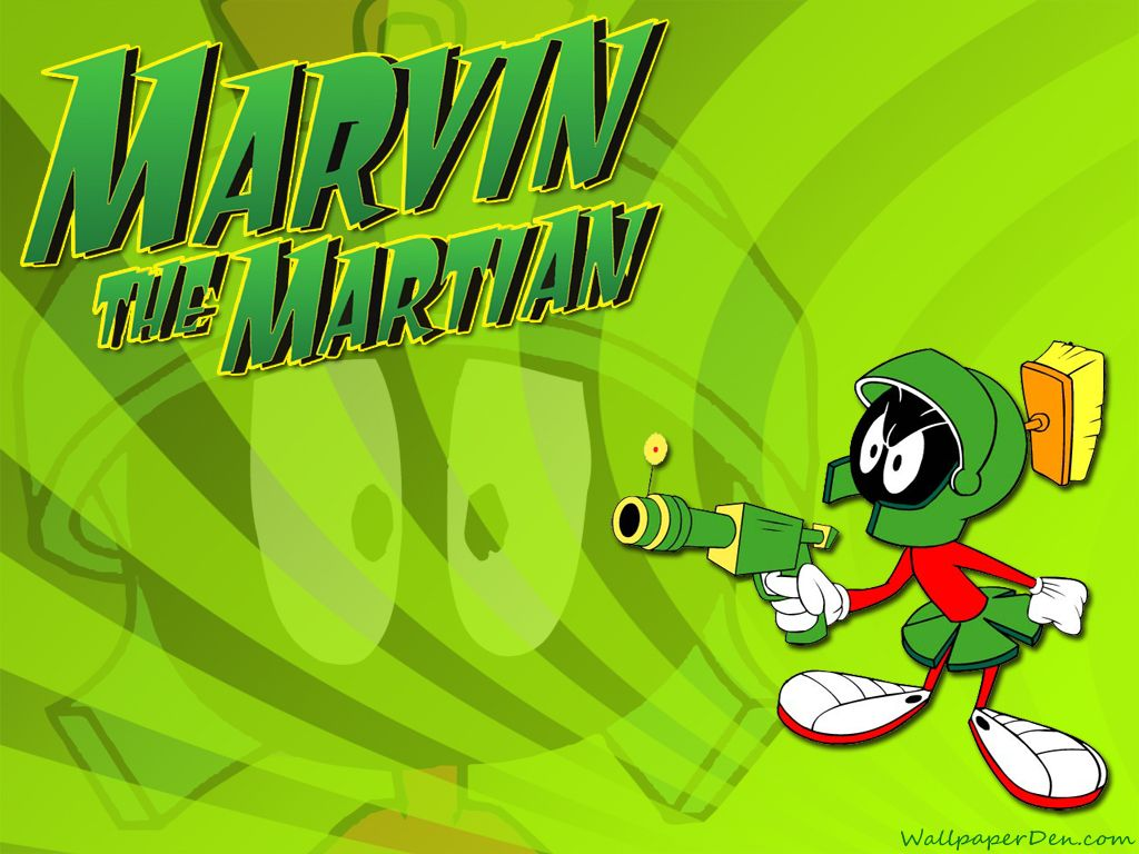 Marvin The Martian Wallpaper Picture Marvin The Martian The Martian Marvin